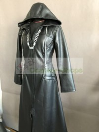 Kingdom Hearts Organization XIII Axel / Roxas Cosplay Costume
