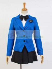 Ai Tenchi Muyo! Rui Aoi School Uniform Cosplay Costume