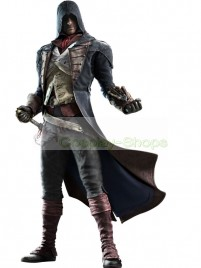 Assassin's Creed: Unity Arno Victor Dorian Full Cosplay Costume