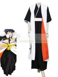 Bleach -  2nd Division Captain Soi Fon Cosplay Costume