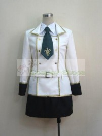 Code Geass CC Girl School Uniform Cosplay Costume
