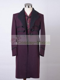 Doctor Who Eleventh Doctor Coat Cosplay Costume
