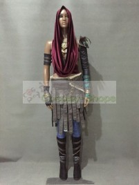 Dragon Age Morrigan Cosplay Costume
