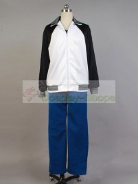 Fate/stay night Shirou Emiya Sports Outfit Cosplay Costume