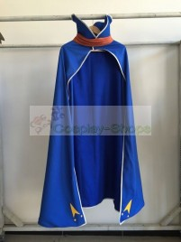 Final Fantasy 9 Vivi Ornitier Black Mage Cosplay Costume
