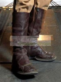 Firefly Captain Malcolm Reynolds Boots Cosplay