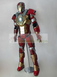 Iron Man Mark 17 MK17 Full Armour Cosplay