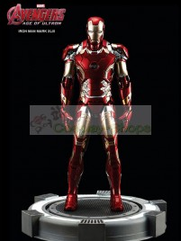 The Avengers - Avengers 2: Age of Ultron Iron Man Mark 43 MK43 Full Armour Cosplay