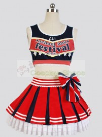 Love Live! Cheerleaders Honoka Kousaka Cosplay Costume