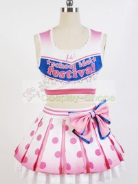 Love Live! Cheerleaders Yazawa Niko Cosplay Costume