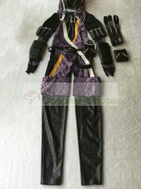 Mass Effect 2 ME2 Tali Cosplay Costume