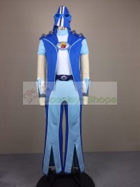 LazyTown Lazy Town Sportacus Cosplay Costume