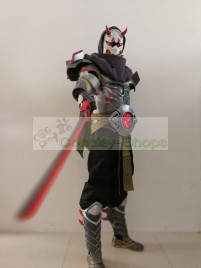 Overwatch Oni Genji Full set Cosplay Armor