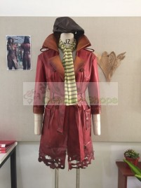 Piper from Fallout 4 Coat Cosplay Costumes