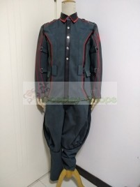 Captain America The First Avenger 2011 movie Red Skull suit Cosplay Costume