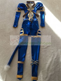 Star Ocean: The Last Hope Meracle Chamlotte Cosplay Costume
