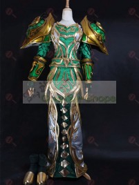 World of Warcraft WOW Dryad T3 / Tier 3 Full Cosplay Costume