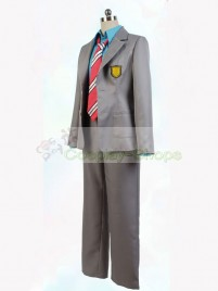 Your Lie In April Kousei Arima Uniform Cosplay Costume