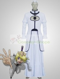 Bleach -  Wonderweiss Margera Arrancar Cosplay Costume