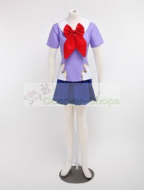 Gasai Yuno School Uniform Cosplay Costume from Future Diary