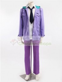 Akise Aru Cosplay Costume from Future Diary