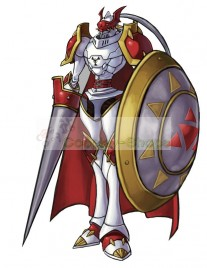 Digimon Tamers Gallantmon Full armor Cosplay