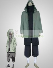 Naruto Shippuden - Aburame Shino 2nd Cosplay Costume