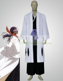 Bleach -  9th Division Captain Tousen Kaname Cosplay Costume