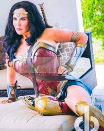 Batman v Superman Dawn of Justice Wonder Woman Cosplay Armour