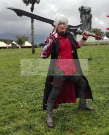 Devil May Cry DMC 4 Nero Cosplay Costume