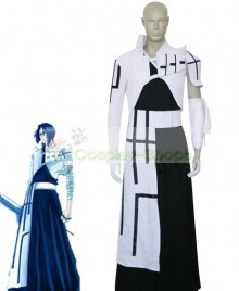 Bleach -  Uryuu Ishida Final Liberate Cosplay Costume