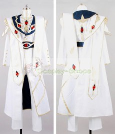 Code Geass Lelouch Lamperouge Emperor Cosplay Costume