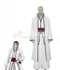 Bleach -  Aizen Sousuke Hollow Cosplay Costume