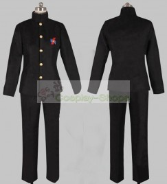 Kouichi Sakakibara Boy School Uniform Cosplay Costume From Another