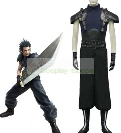 Final Fantasy VII Last Order Zack Cosplay Costume