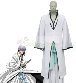Bleach -  Ichimaru Gin Hollow Cosplay Costume