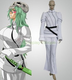 Bleach the 3rd Espada Nel Tu Cosplay Costume