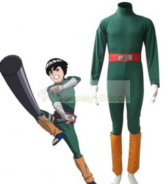 Naruto - Rock Lee Cosplay Costume