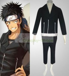 Naruto Shippuden - Inuzuka Kiba 2nd Cosplay Costume Coat