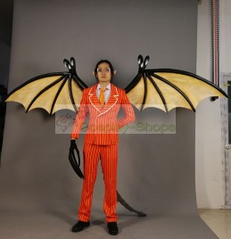 Overlord Demiurge Jaldabaoth Cosplay Costume