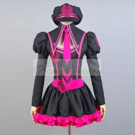 Vocaloid Love Philosophia Megurine Luka Cosplay Costume