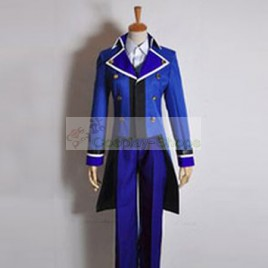 K Project Scepter 4 / Blue Clan Cosplay Costume