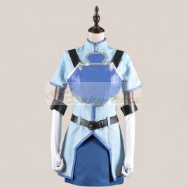 Sachi Cosplay Costume from Sword Art Online SAO