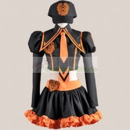 Vocaloid Love Philosophia Kagamine Rin Cosplay Costume