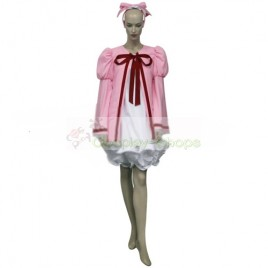 Rozen Maiden Hinaichigo Kleine Beere / Small Berry / Small Strawberry Dress Cosplay Costume