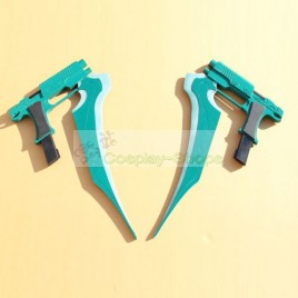 Lie Ren Couple Cosplay Guns Prop from RWBY
