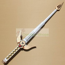 Galaxy Red Ranger Sword Coplay Prop from Power Rangers Lost Galaxy