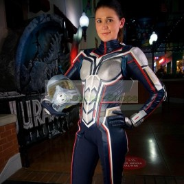 Ant-Man and the Wasp Cosplay Ant-Man 2 Wasp Costume
