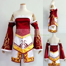 Ahri Cosplay Costume from League of Legends LOL