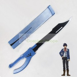 Akame Ga kill Wave Sword Cospaly Prop